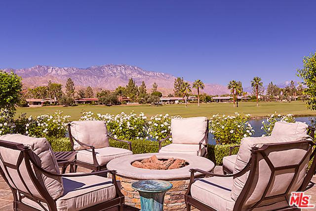 27 Johnar, Rancho Mirage, CA 92270 (MLS #19438408) :: The John Jay Group - Bennion Deville Homes