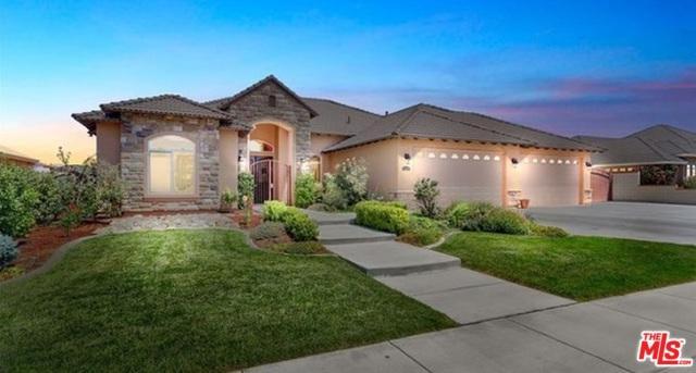 21816 Quail Springs Road, Tehachapi, CA 93561 (MLS #19438426) :: Hacienda Group Inc