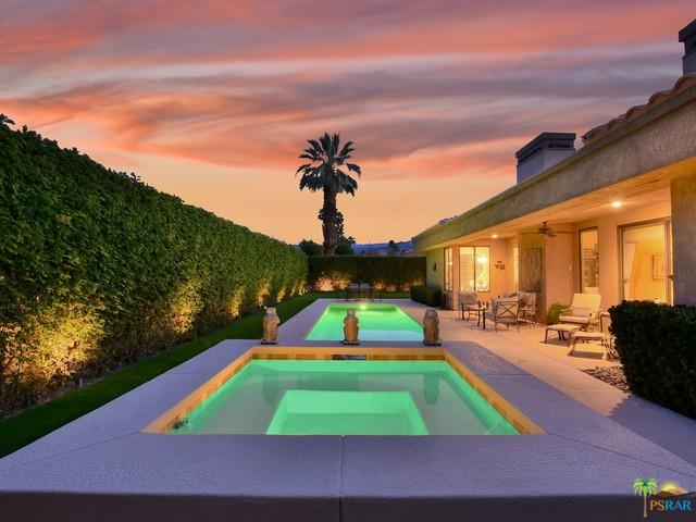 22 Mission Palms, Rancho Mirage, CA 92270 (MLS #19438772PS) :: The John Jay Group - Bennion Deville Homes