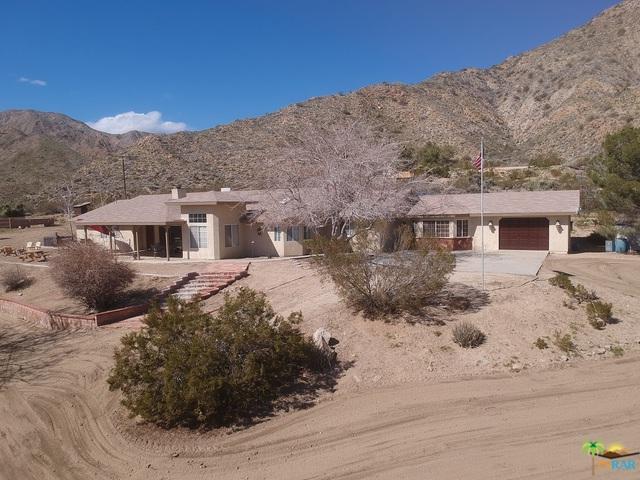 52250 El Dorado, Morongo Valley, CA 92256 (MLS #19438832PS) :: The Jelmberg Team