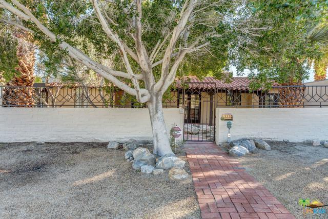 333 W Cabrillo Road, Palm Springs, CA 92262 (MLS #19438836PS) :: Brad Schmett Real Estate Group