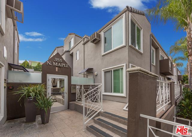 355 N Maple Street #223, Burbank, CA 91505 (MLS #19439086) :: Hacienda Group Inc