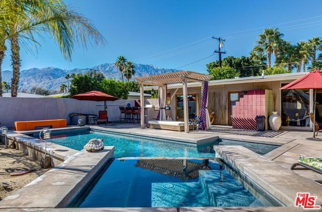 1521 E Via Roberto Miguel, Palm Springs, CA 92262 (MLS #19439140) :: Deirdre Coit and Associates