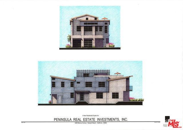3406 Marcus Avenue, Newport Beach, CA 92663 (MLS #19439462) :: Hacienda Group Inc