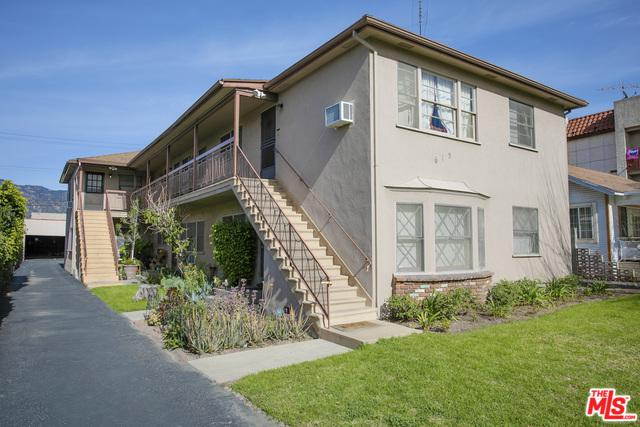 615 W California Avenue, Glendale, CA 91203 (MLS #19439534) :: Deirdre Coit and Associates