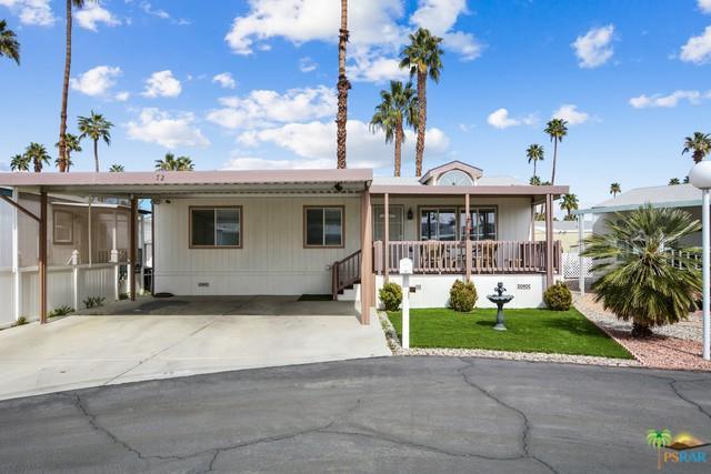 72 Sand Creek, Cathedral City, CA 92234 (MLS #19439780PS) :: Hacienda Group Inc