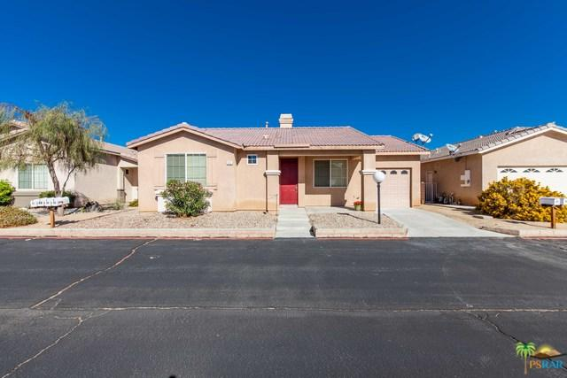 65565 Acoma Avenue #95, Desert Hot Springs, CA 92240 (MLS #19439812PS) :: Deirdre Coit and Associates