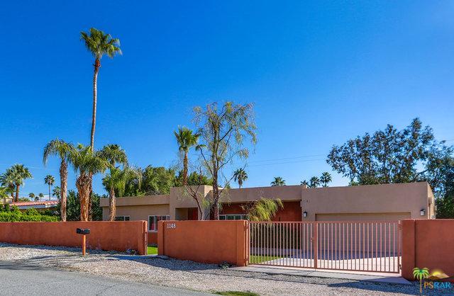 1148 N Calle Marcus, Palm Springs, CA 92262 (MLS #19441830PS) :: Brad Schmett Real Estate Group