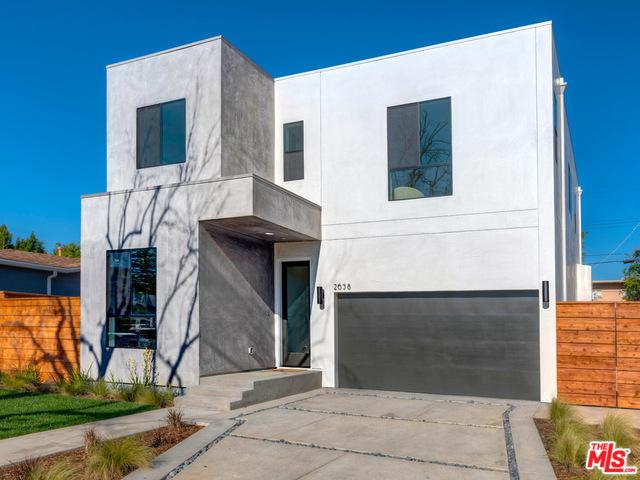 2658 Butler Avenue, Los Angeles (City), CA 90064 (MLS #19441922) :: Hacienda Group Inc