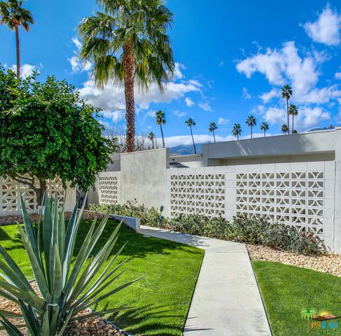 1886 Sandcliff Road #4, Palm Springs, CA 92264 (MLS #19442072PS) :: The Jelmberg Team