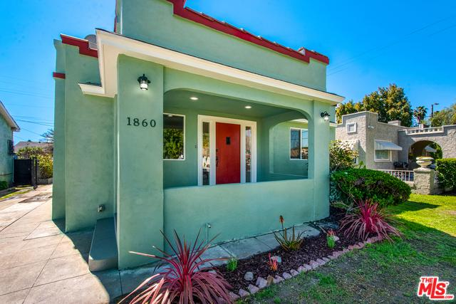 1860 W 42nd Place, Los Angeles (City), CA 90062 (MLS #19442678) :: Hacienda Group Inc