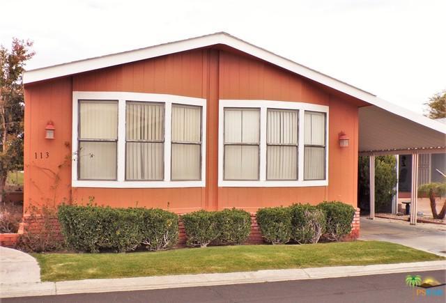 15300 Palm Drive #113, Desert Hot Springs, CA 92240 (MLS #19442708PS) :: Deirdre Coit and Associates