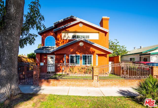 4825 W 119th Place, Hawthorne, CA 90250 (MLS #19442764) :: Hacienda Group Inc