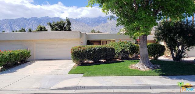 1541 S Cerritos Drive, Palm Springs, CA 92264 (MLS #19442992PS) :: Deirdre Coit and Associates