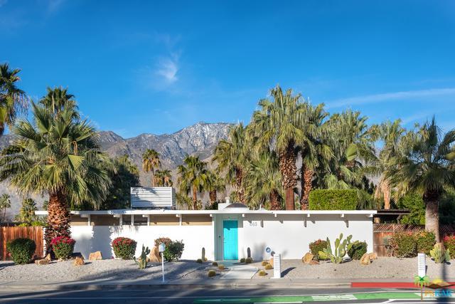 603 S El Cielo Road, Palm Springs, CA 92264 (MLS #19443204PS) :: Hacienda Group Inc
