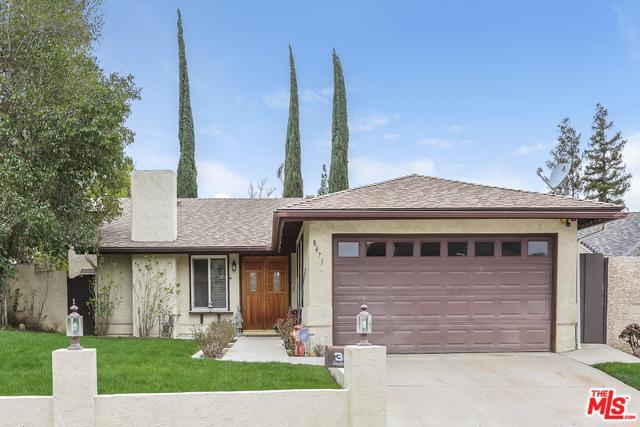 8471 Denise Lane, Canoga Park, CA 91304 (MLS #19443314) :: Hacienda Group Inc
