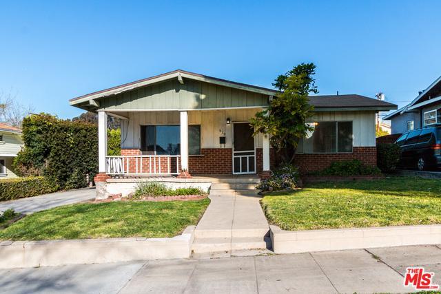 619 E Fairmount Road, Burbank, CA 90210 (MLS #19443388) :: The Sandi Phillips Team