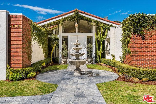 4115 Alonzo Avenue, Encino, CA 91316 (MLS #19443680) :: Deirdre Coit and Associates