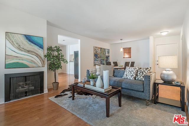 4506 Saugus Avenue #12, Sherman Oaks, CA 91403 (MLS #19443832) :: Hacienda Group Inc