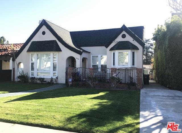 1630 S Crest Drive, Los Angeles (City), CA 90035 (MLS #19444042) :: Deirdre Coit and Associates