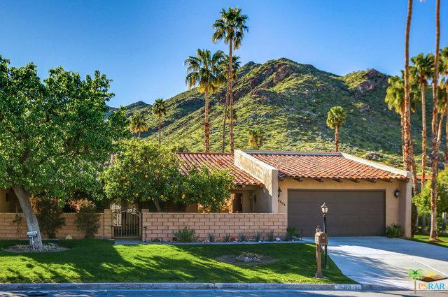 1583 Redford Drive A, Palm Springs, CA 92264 (MLS #19444284PS) :: Brad Schmett Real Estate Group