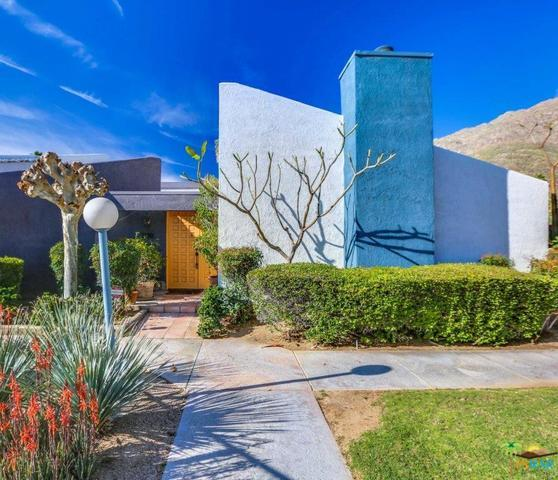 2120 S Palm Canyon Drive, Palm Springs, CA 92264 (MLS #19444860PS) :: Hacienda Group Inc