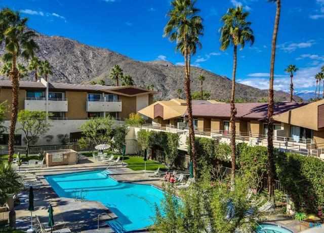 471 S Calle El Segundo C6, Palm Springs, CA 92262 (MLS #19444868PS) :: Deirdre Coit and Associates