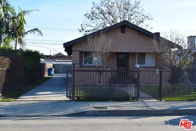 214 W 87th Street, Los Angeles (City), CA 90003 (MLS #19445044) :: Deirdre Coit and Associates