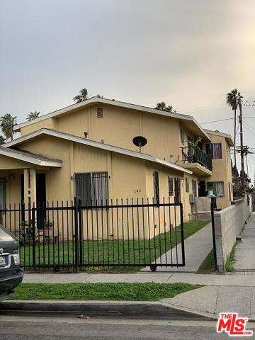 146 W 76th Street, Los Angeles (City), CA 90003 (MLS #19445280) :: Deirdre Coit and Associates