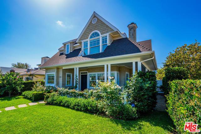 773 Hartzell Street, Pacific Palisades, CA 90272 (MLS #19445334) :: Deirdre Coit and Associates