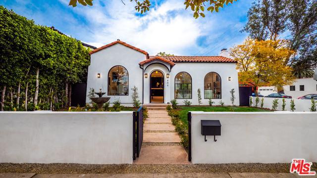 404 N Kilkea Drive, Los Angeles (City), CA 90048 (MLS #19445518) :: Deirdre Coit and Associates