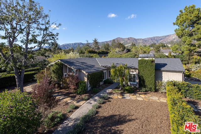 1582 Sinaloa Drive, Santa Barbara, CA 93108 (MLS #19445550) :: Deirdre Coit and Associates