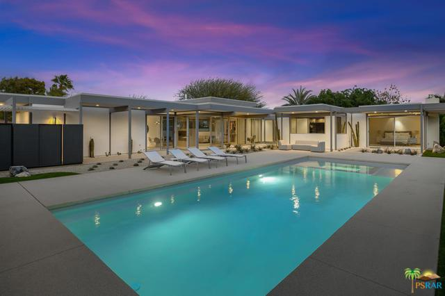 1155 E Granvia Valmonte, Palm Springs, CA 92262 (MLS #19445704PS) :: Brad Schmett Real Estate Group