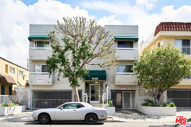 1430 S Point View Street #107, Los Angeles (City), CA 90035 (MLS #19446270) :: Deirdre Coit and Associates