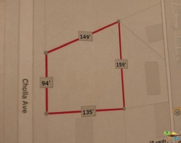 0 Cholla Avenue, Yucca Valley, CA 92284 (MLS #19446302PS) :: Hacienda Group Inc