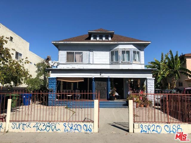 1155 E 24th Street, Los Angeles (City), CA 90011 (MLS #19446454) :: Deirdre Coit and Associates