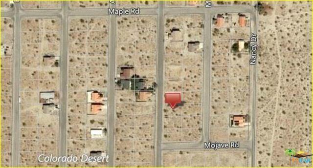 100 Carol Drive, Desert Hot Springs, CA 92240 (MLS #19446578PS) :: The Jelmberg Team