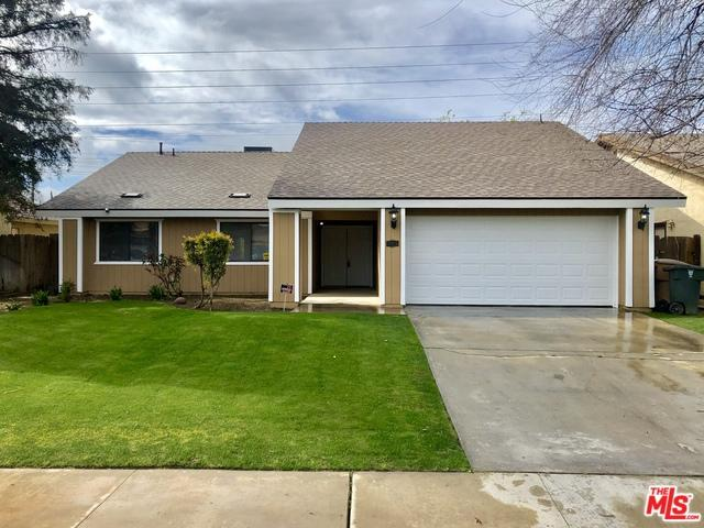 4305 Newcombe Ave., Bakersfield, CA 93313 (MLS #19446712) :: Deirdre Coit and Associates