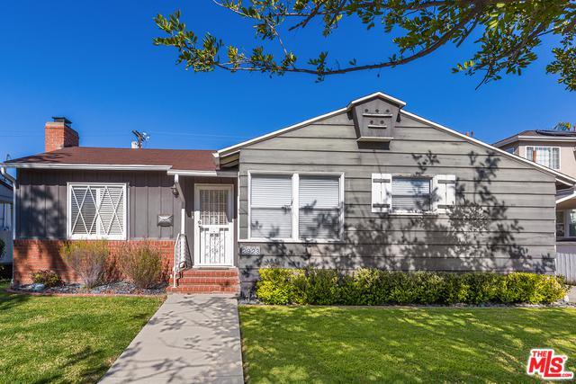2923 Cardiff Avenue, Los Angeles (City), CA 90034 (MLS #19446834) :: Deirdre Coit and Associates