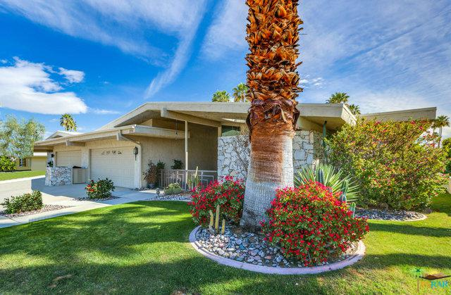 2210 S Madrona Drive, Palm Springs, CA 92264 (MLS #19446880PS) :: The Jelmberg Team