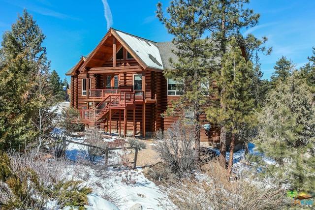 42400 Eagle Ridge Drive, Big Bear, CA 92315 (MLS #19447014PS) :: Deirdre Coit and Associates