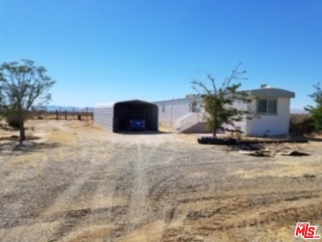 8353 47th Street West, Mojave, CA 93501 (MLS #19447182) :: Hacienda Group Inc