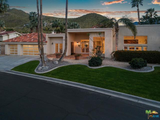 64891 Montevideo Way, Palm Springs, CA 92264 (MLS #19447866PS) :: Hacienda Group Inc