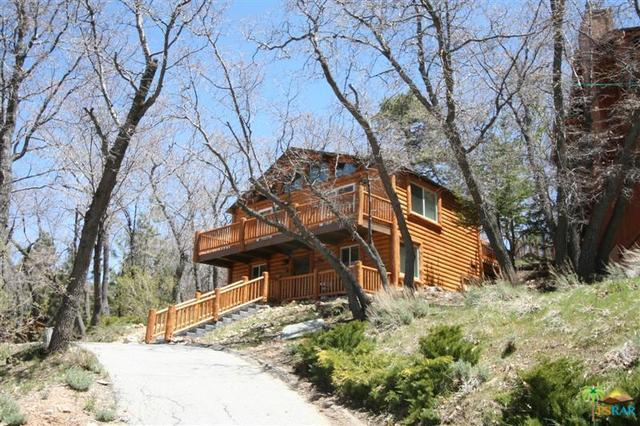 1308 Silverado Road, Big Bear, CA 92314 (MLS #19447992PS) :: Hacienda Group Inc