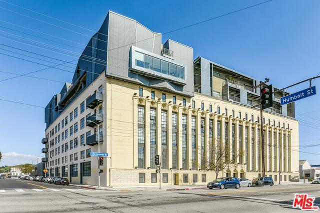 200 N San Fernando Road #220, Los Angeles (City), CA 90031 (MLS #19448964) :: The Jelmberg Team