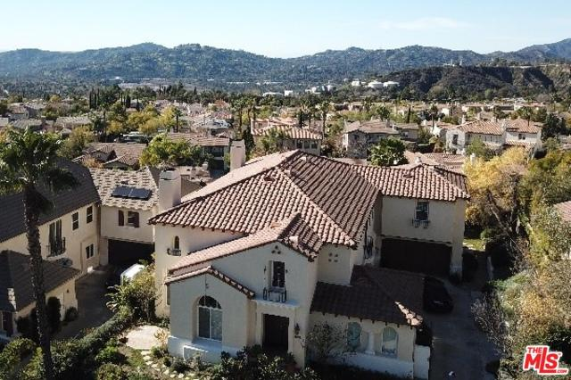 3839 Lilac Canyon Lane, Altadena, CA 91001 (MLS #19448992) :: The John Jay Group - Bennion Deville Homes