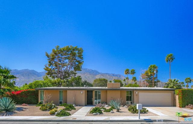 315 N Orchid Tree Lane, Palm Springs, CA 92262 (MLS #19449136PS) :: Hacienda Group Inc