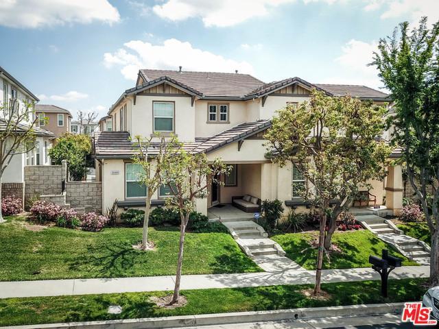11460 Oakford Lane, Porter Ranch, CA 91326 (MLS #19449252) :: The John Jay Group - Bennion Deville Homes
