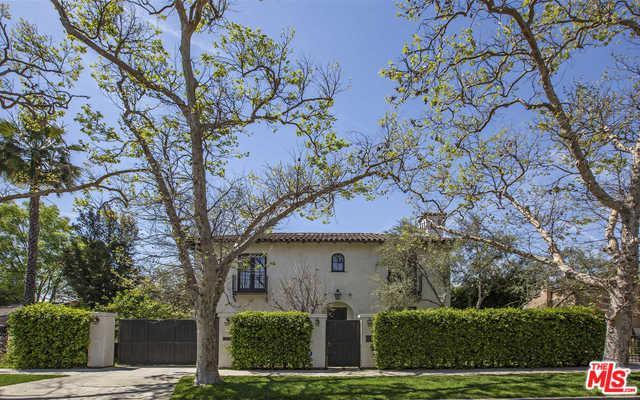 717 N Las Palmas Avenue, Los Angeles (City), CA 90038 (MLS #19449952) :: Hacienda Group Inc