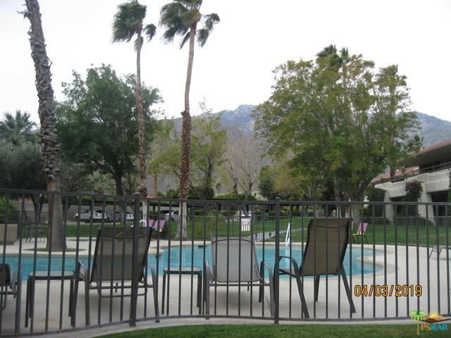 420 N Villa Court #112, Palm Springs, CA 92262 (MLS #19450708PS) :: The Jelmberg Team